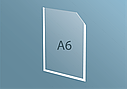 Карман А6 плоский, фото 2