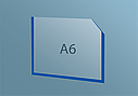 Карман А6 плоский, фото 7