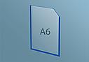 Карман А6 плоский, фото 8