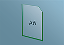 Карман А6 плоский, фото 9