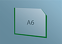 Карман А6 плоский, фото 10