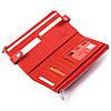 Женский кошелек  кожаный оранжевый Eminsa 2117-18-26, фото 4