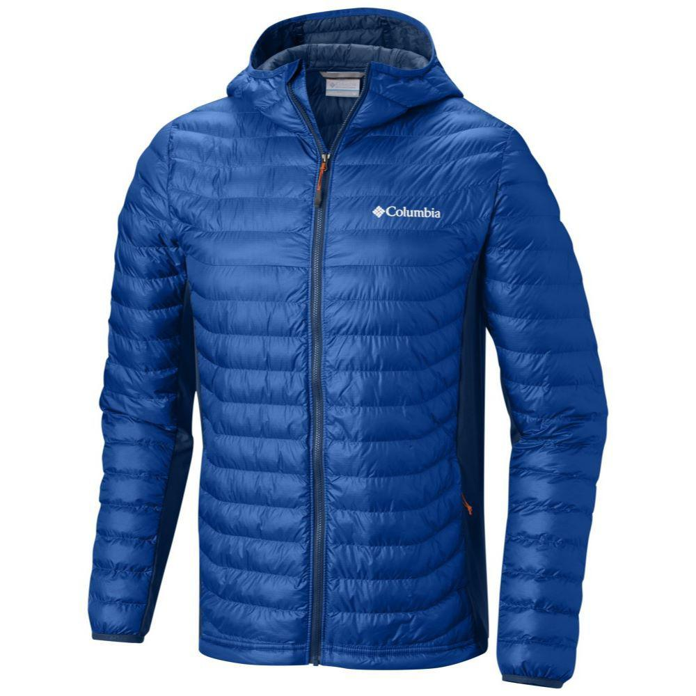 Куртка мужская Columbia POWDER LITE LIGHT HOODED, цена 3 999 грн ... d08f58ff101