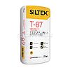 SILTEK Pro Смесь для систем теплоизоляции T-87 27,5 кг