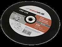 Круг шлифовальный зачистной 125х6.0х22.2 мм, тип 27