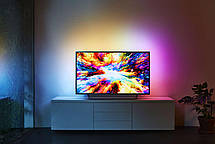 Телевизор Philips 43PUS7303/12 (PPI1600Гц, 4K Smart Android, Quad Core, P5 Perfect Picture, DVB-С/Т2/S2, 20Вт), фото 2