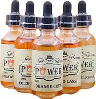 Жидкость для электронных сигарет с никотином Power 3мг 60мл 70VG 30PG A-007 , фото 1