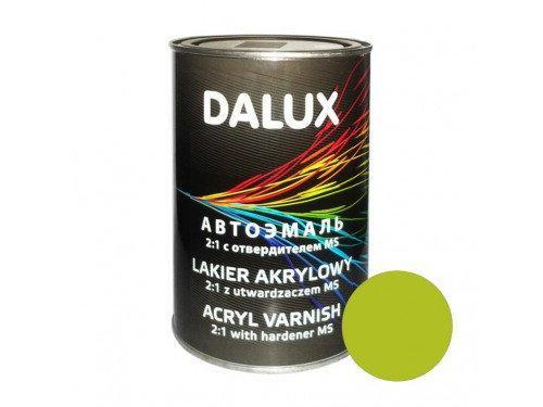 Автокраска акриловая GLASS GREEN Зеленая DALUX 2K, 1л. без отвердителя