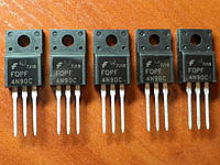 FQPF4N90C / 4N90C - N-Channel MOSFET TO-220F 20A 600V
