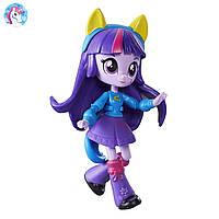 My Little Pony мини кукла шарнирная Искорка Equestria Girls Minis Twilight Sparkle
