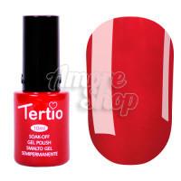 Гель-лак Tertio №006 (бургунд, эмаль), 10 мл