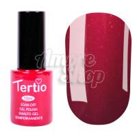 Гель-лак Tertio №007 (сливовый, микроблеск), 10 мл
