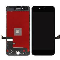 Дисплей (экран) для iPhone 8 Plus + тачскрин, цвет черный, оригинал