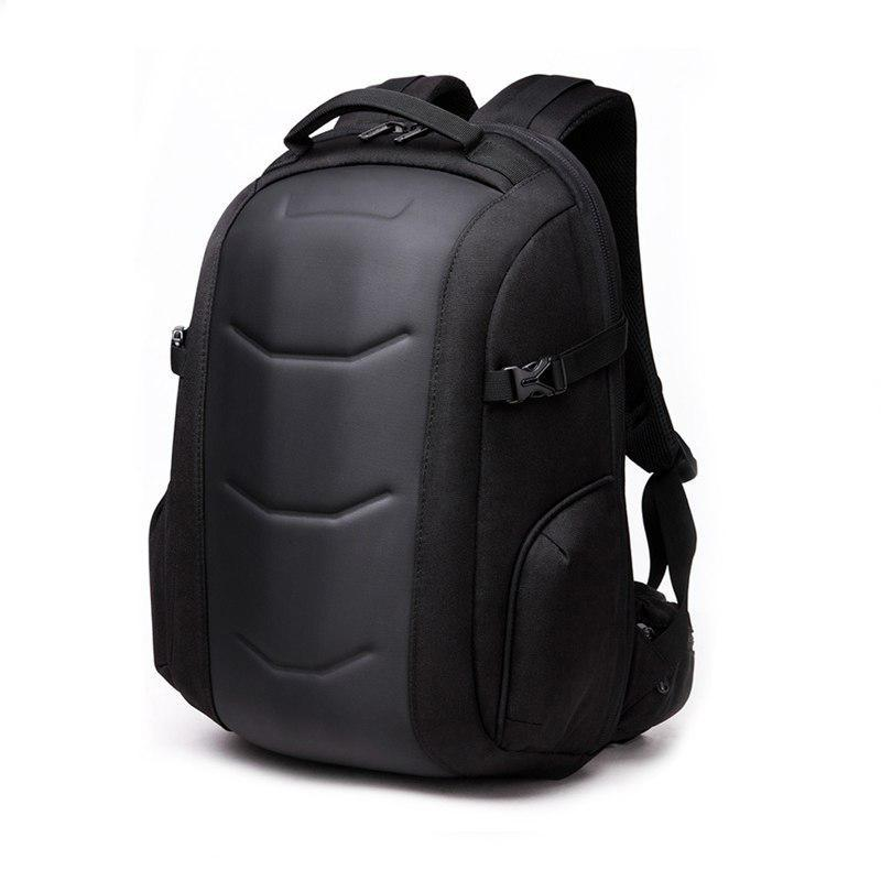 Мужской Рюкзак Городской для Ноутбука Ozuko (8980) Черный