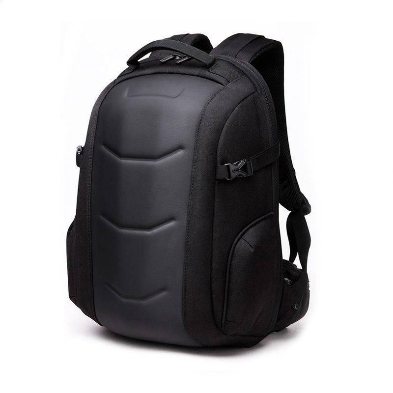 Рюкзак городской для ноутбука 15.6 Ozuko с панцирем