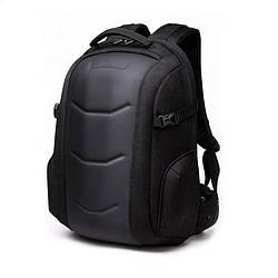 Рюкзак городской для ноутбука 15.6 Ozuko черный