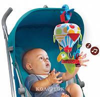 Музыкальная игрушка-подвеска Воздушный шар Yookidoo