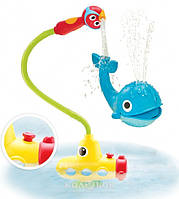 Игрушка для воды Yookidoo Субмарина с китом