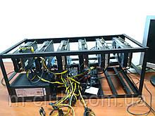 Майнинг ферма 6 карт 1070 8GB JetStream Palit Харьков