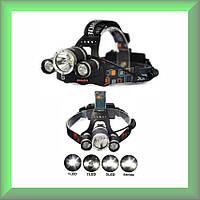 Налобный фонарь Boruit-720