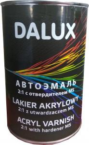 Автокраска акриловая Peugeot EWP Белая DALUX 2K, 1л. без отвердителя