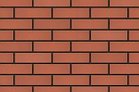 Клинкерная плитка для вент фасада King Klinker 01 Ruby-red