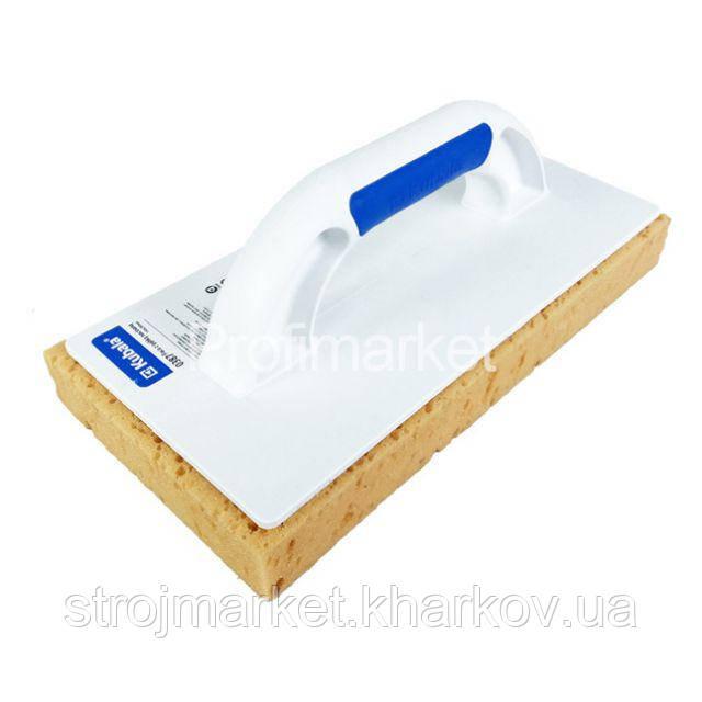 Терка с губкой для финишной очистки плитки TM Kubala