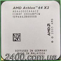 Процессор AMD Athlon 64 X2 6000+ 89W (3000MHz, сокет AM2) ADA6000IAA6CZ