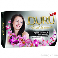Мыло DURU Floral Sensations Орхидея с протеином 90 г