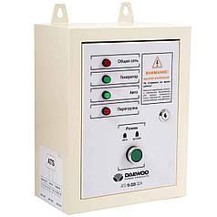 Блок автоматического управления генератором Daewoo ATS 15-220 GDA Master Line