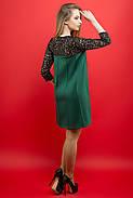 Женское молодежное платье Эмма / цвет зеленый / размер 44-52, фото 4