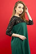 Женское молодежное платье Эмма / цвет зеленый / размер 44-52, фото 5