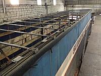 Ремонт сдвижных крыш полуприцепов и прицепов