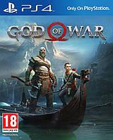 Игра PS4 God of War 4 для PlayStation 4, фото 1