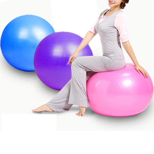 Мяч для фитнеса Gym Ball 65 см. (фитбол,фитнес мяч)
