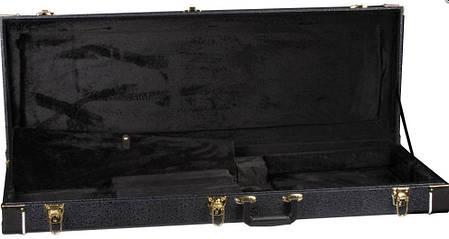 Кейс для електрогітари, прямокутний CORT CGC70 Дерев'яний, фото 2