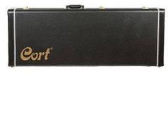 Кейс для басгитары, прямоугольный CORT CGC75 Деревянный
