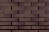 Клинкерная плитка для вент фасада King Klinker 15 Mahogany dream