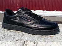Кроссовки мужские reebok черные 40 -45 р-р, фото 1