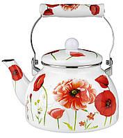 Чайник газовый Rossner Austria TW 4340 2,5 литра, фото 1