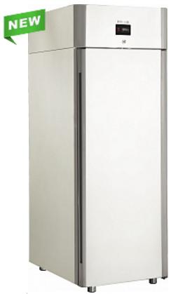 Шкаф морозильный Polair cb107-sm alu