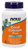 Коралловый кальций плюс / Coral Calcium Plus, 250 мг 100 капсул