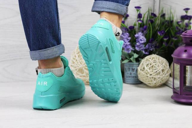 Кроссовки женские Nike Air Max Hyperfuse. Ментоловые, фото 2