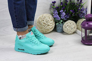 Кроссовки женские Nike Air Max Hyperfuse. Ментоловые, фото 3