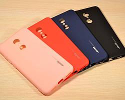 TPU чехол накладка Smitt для Xiaomi Redmi 5 (4 Цвета)