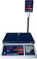 Торговые весы Днепровес ВТД-30РС (RS-232)