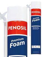Пена монтажная Penosil   ( с трубочкой) 500 мл