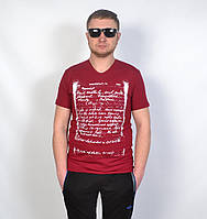 Чоловіча брендова   футболка  Alphabeth