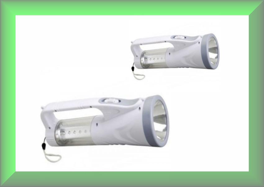 Переносной ручной фонарь аккумуляторный YJ-2825