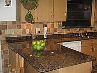 Плитка гранитная на кухню